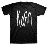 Korn Old School Logo Men's Black T-Shirt