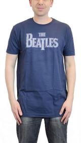 The Beatles Vintage Logo T-Shirt