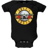 Guns N Roses Bullet Baby Onesie T-Shirt