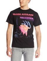 Black Sabbath Paranoid Motion Trails T-Shirt Ozzy