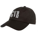Guns N Roses GNR Logo Flex Fit Hat Cap