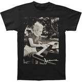 Lady Gaga Joanne Piano Photo T-Shirt