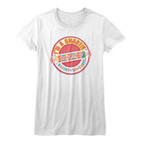 Smarties I'm a Smartie White Junior Women's T-Shirt