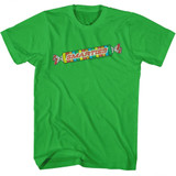 Smarties Logo Kelly Adult T-Shirt
