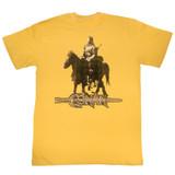 Conan The Barbarian Horsey Ginger Adult T-Shirt