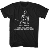 Conan The Barbarian Stronger Black Adult T-Shirt