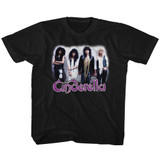 Cinderella The Last Mile Black Youth T-Shirt