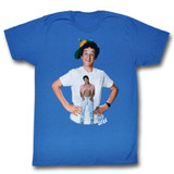 Saved by the Bell Screech! Classic Royal T-Shirt