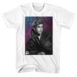 Saved by the Bell Heart Throb White T-Shirt