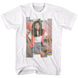 Saved by the Bell The Kapowski White T-Shirt