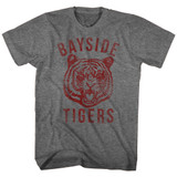 Saved by the Bell Bayside Graphite Heather T-Shirt