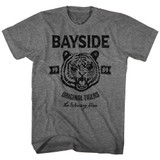 Saved by the Bell Original Tigers Graphite Heather T-Shirt