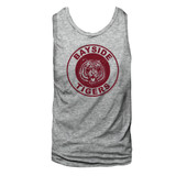 Saved by the Bell Wrestling Gray Heather Tank Top