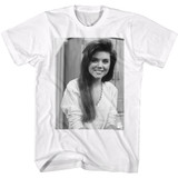 Saved by the Bell Kelly Kapow White T-Shirt