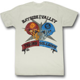 Saved by the Bell Rivalry Gray Heather T-Shirt