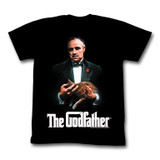 Godfather New G Black Adult T-Shirt