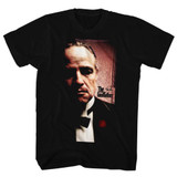 Godfather The Don Black Adult T-Shirt