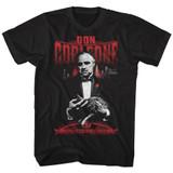 Godfather El Don Black Adult T-Shirt