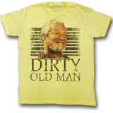 Redd Foxx Sanford and Son Dirty Yellow T-Shirt