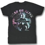 Robocop Dead Or Alive Black Heather T-Shirt