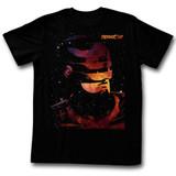 Robocop Space Black T-Shirt