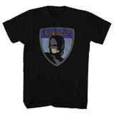Robocop Robocop Black T-Shirt