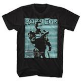 Robocop Objective Black T-Shirt