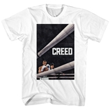 Rocky Creed Poster White T-Shirt