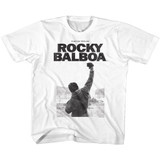 Rocky Rocky 6 White Youth T-Shirt