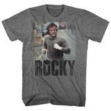 Rocky Run Rocky Graphite Heather T-Shirt