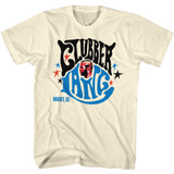 Rocky Clubber Lang Natural T-Shirt