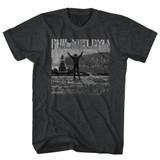 Rocky Philadelphia Black Heather T-Shirt