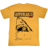 Jaws Jaw Breaker Ginger Adult T-Shirt