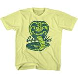 Karate Kid Cobra Kai Banana Youth T-Shirt