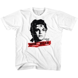 Karate Kid Target Head White Youth T-Shirt