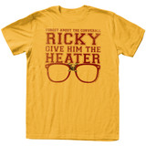 Major League Ricky Ginger Adult T-Shirt