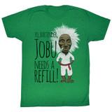Major League Yo Bartender Kelly Adult T-Shirt