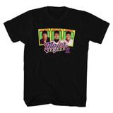 Major League Cards Black Adult T-Shirt