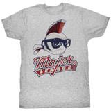 Major League Baller Gray Heather Adult T-Shirt