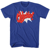Ace Attorney Objection Royal Adult T-Shirt