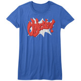 Ace Attorney Objection Royal Junior Women's T-Shirt