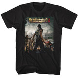 Dead Rising Dead Rising 3 Black Adult T-Shirt