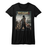 Dead Rising Dead Rising 3 Black Junior Women's T-Shirt