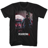 Dead Rising Batmas Black Adult T-Shirt