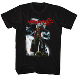 Devil May Cry Dante's Awakening Black Adult T-Shirt