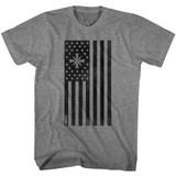 Far Cry FC5 Flag Graphite Heather Adult T-Shirt