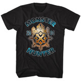 Monster Hunter Black Adult T-Shirt