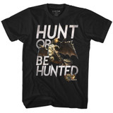 Monster Hunter Hunt Black Adult T-Shirt