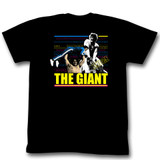 Andre The Giant Black Adult T-Shirt