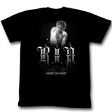 Andre The Giant R.I.P. Black Adult T-Shirt